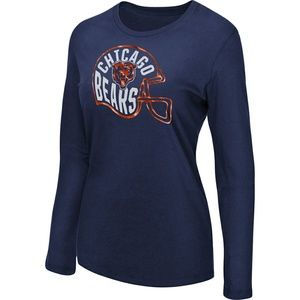 3 Chicago Bears long sleeve T-shirts Size M